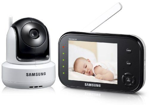 Samsung SEW 3037 Baby Monitoring System | Babyphone Test