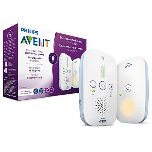 Philips Avent Audio-Babyphone SCD503/26